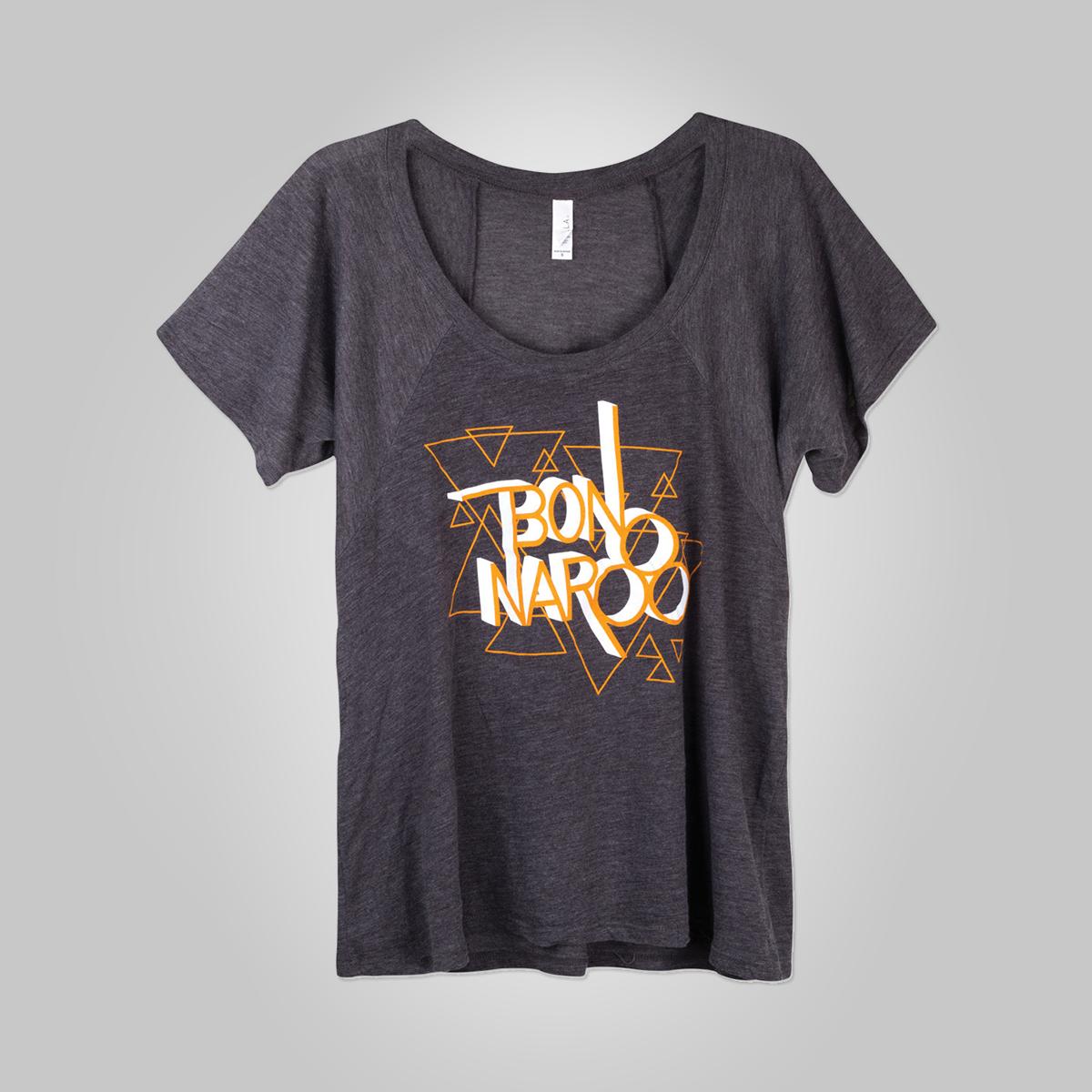 Bonnaroo T-Shirt Design