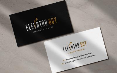 Elevator Guy Logo