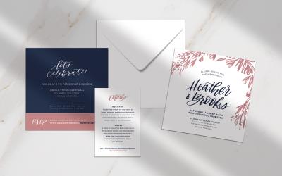 Heather & Brooks | Wedding Suite