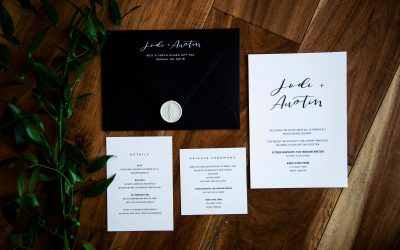 Jodi & Austin | Wedding Suite